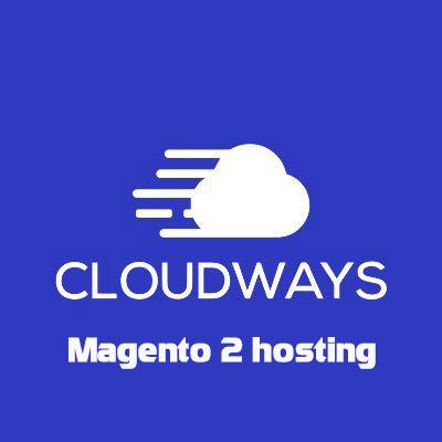 Cloudways Managed Magento 2 hosting