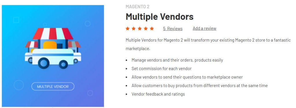 magenest multi vendor marketplace extension