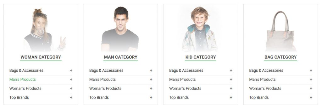 featured category