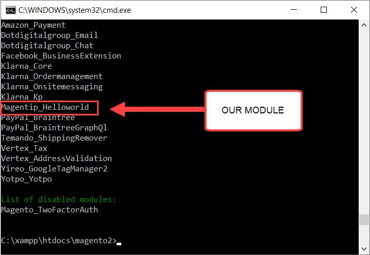 magentip module enabled