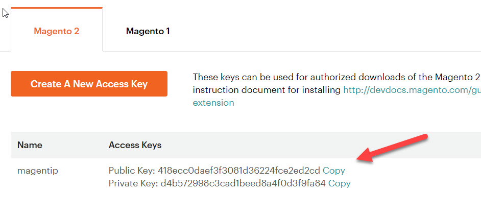 accesskey marketplace