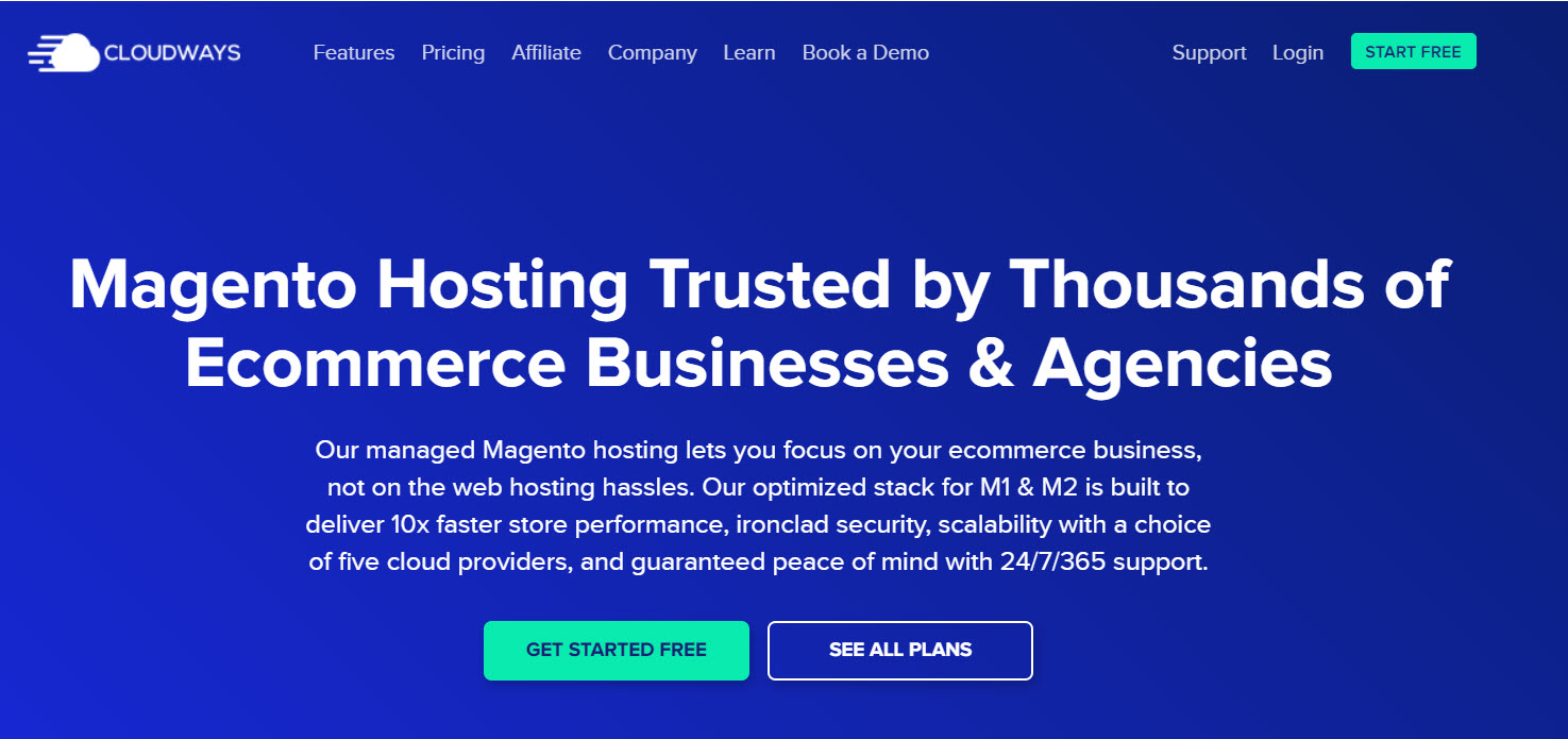 Cloudways Magento 20 hosting reviews   Is it good or bad   Magento ...