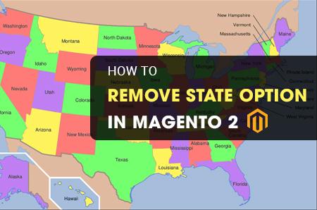 remove state province option magento 2